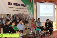 YCMA and YIP participants at EELY Forum 2014 by AKRSP