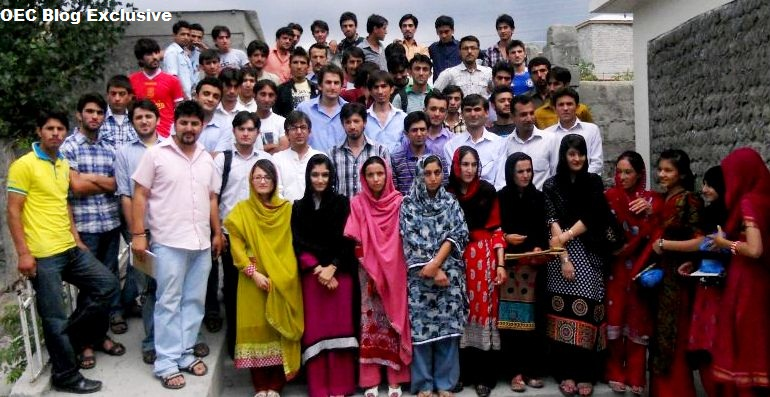 OEC Summer Dialogue II, GCCE Gilgit
