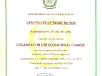 OEC gets registered with Government of Gilgit-Baltistan