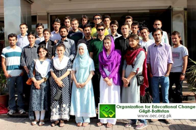 Orientation session held in Islamabad for newly appointed volunteers of OEC