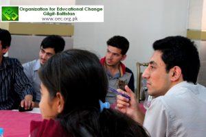 Organization for Educational Change (OEC), Gilgit-Baltistan (G-B), Pakistan