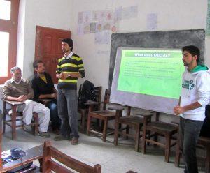Volunteer for OEC