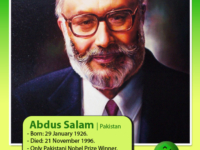 Happy Birthday to Professor Abdus Salam
