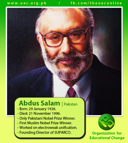 Happy Birthday to Professor Abdus Salam - abdus-salam