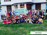 OEC Expo Team Visits CEENA Health and Welfare Society