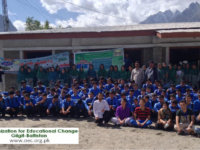OEC Expo Team Visits Ghizer