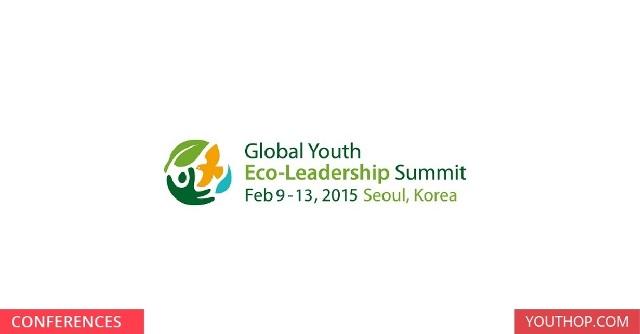 Global Youth Eco-Leadership Summit 2014 in Seoul, Korea