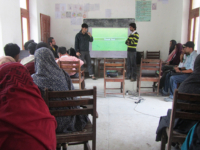 Transitional Voyage to Emerge into Learning Communities for Schools in Pakistan