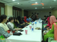 OEC Orientation ceremony  Held in Rawalpindi for The New Team