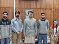 Team OEC Meets Deputy Commissioner Islamabad at his office