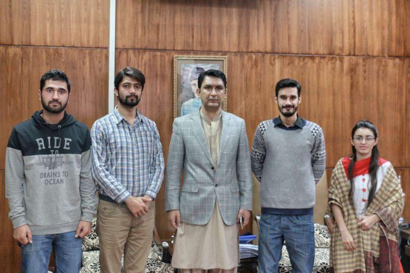 OEC Meets DC Islamabad