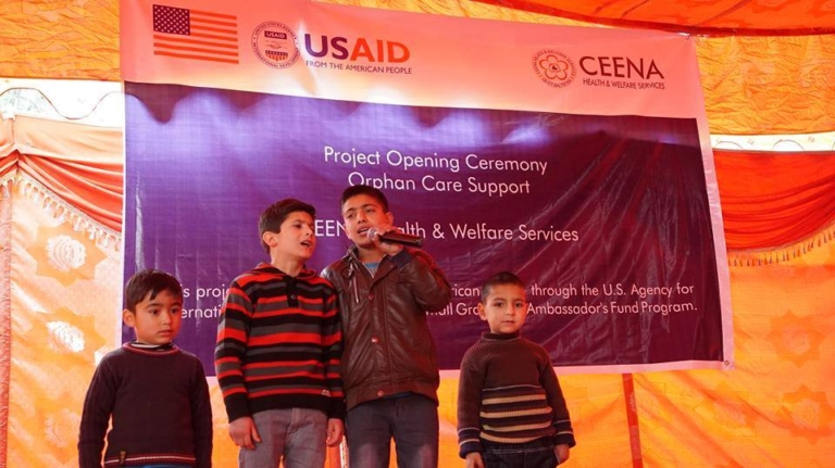 OEC representatives took part in the opening Ceremony of the Orphan Care at CEENA Health
