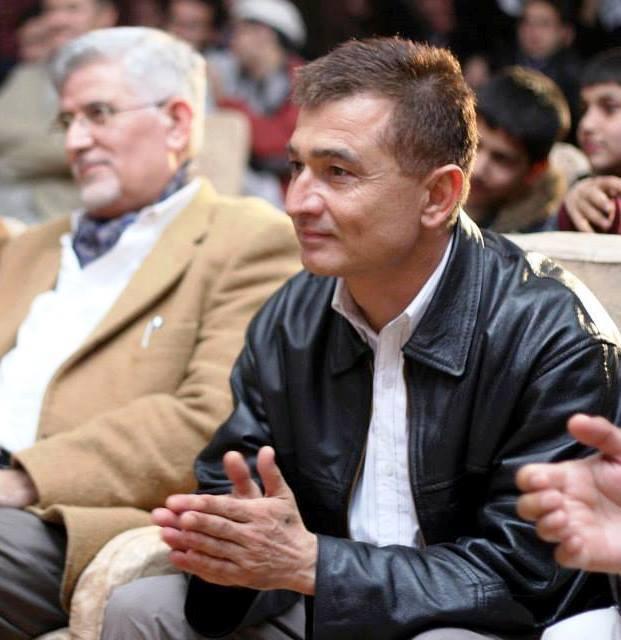 The Heros Within Series I : Farhad Baig