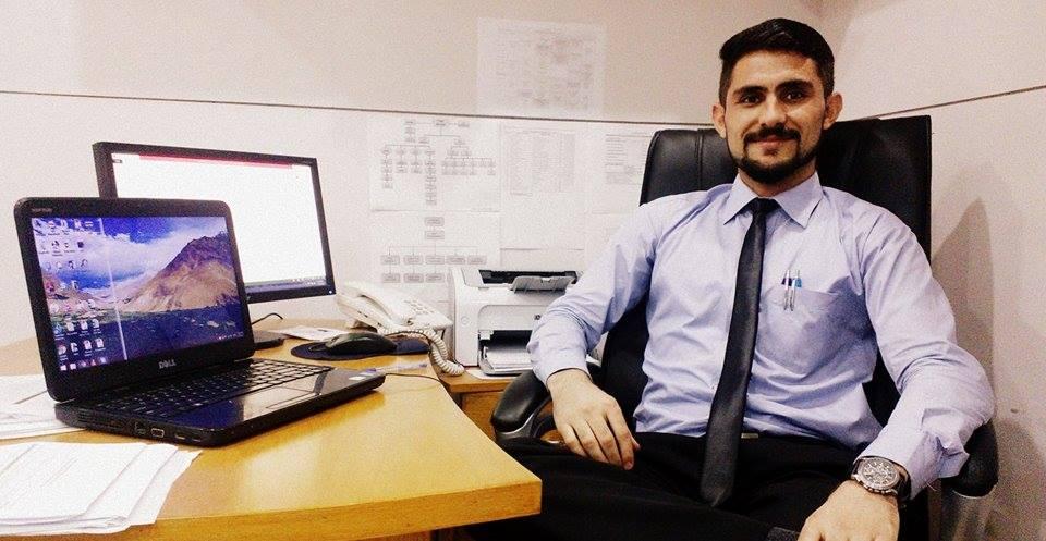 The Heros Within Series I : Shakir Hussein Shinali