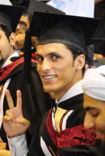 The Heros Within Series I : Zaheer Abbass